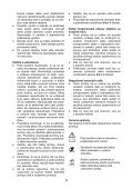 BlackandDecker Tondeuse Rotative- Gr3820 - Type 1 - Instruction Manual (Slovaque) - Page 6