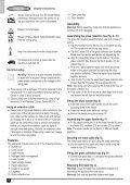 BlackandDecker Tondeuse Rotative- Emax38 - Type 2 - Instruction Manual (l'Indonésie) - Page 4