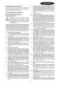 BlackandDecker Elagueur- Gkc108 - Type H1 - Instruction Manual (la Hongrie) - Page 3