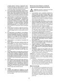BlackandDecker Elagueur- Gkc108 - Type H1 - Instruction Manual (la Hongrie) - Page 4