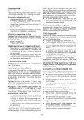 BlackandDecker Elagueur- Gkc108 - Type H1 - Instruction Manual (la Hongrie) - Page 6