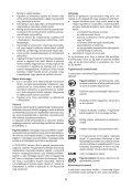BlackandDecker Elagueur- Gpc1820l - Type H1 - H2 - Instruction Manual (la Hongrie) - Page 6