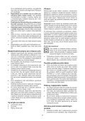 BlackandDecker Tronconneuse- Gk2235 - Type 2 - Instruction Manual (Slovaque) - Page 7