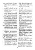 BlackandDecker Tronconneuse- Gk2235 - Type 2 - Instruction Manual (la Hongrie) - Page 6