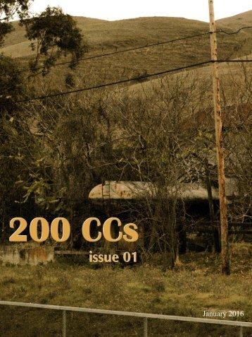 200 CCs - January 2016