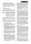 BlackandDecker Tronconneuse- Gk1640 - Type 5 - Instruction Manual (la Hongrie) - Page 5