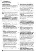 BlackandDecker Tronconneuse- Gk2235 - Type 3 - Instruction Manual (Lettonie) - Page 6