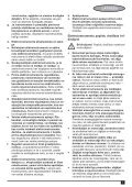 BlackandDecker Tronconneuse- Gk2235 - Type 3 - Instruction Manual (Lettonie) - Page 7
