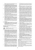 BlackandDecker Tronconneuse- Gk2235 - Type 3 - Instruction Manual (Roumanie) - Page 6