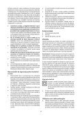 BlackandDecker Tronconneuse- Gk2235 - Type 3 - Instruction Manual (Roumanie) - Page 7