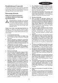 BlackandDecker Tronconneuse- Gk2240 - Type 2 - Instruction Manual (la Hongrie) - Page 5