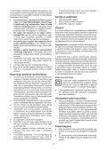 BlackandDecker Tronconneuse- Gk2240 - Type 2 - Instruction Manual (la Hongrie) - Page 7