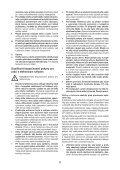 BlackandDecker Tronconneuse- Gk2240 - Type 2 - Instruction Manual (Tchèque) - Page 6