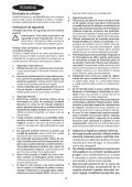 BlackandDecker Tronconneuse- Gkc1817l - Type H1 - Instruction Manual (Roumanie) - Page 4