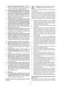 BlackandDecker Tronconneuse- Gkc1817l - Type H1 - Instruction Manual (Roumanie) - Page 5