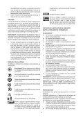 BlackandDecker Tronconneuse- Gkc1817l - Type H1 - Instruction Manual (Roumanie) - Page 7
