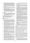 BlackandDecker Tronconneuse- Gk1830 - Type 2 - Instruction Manual (Tchèque) - Page 6