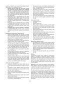 BlackandDecker Tronconneuse- Gkc1817l - Type H1 - Instruction Manual (Tchèque) - Page 6