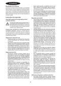 BlackandDecker Elagueur- Gpc1800 - Type H2 - Instruction Manual (Roumanie) - Page 4