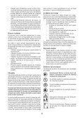 BlackandDecker Elagueur- Gpc1800 - Type H2 - Instruction Manual (Roumanie) - Page 6