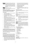 BlackandDecker Elagueur- Gpc1800 - Type H2 - Instruction Manual (Roumanie) - Page 7