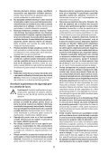 BlackandDecker Meuleuse- Kg902 - Type 1 - Instruction Manual (Roumanie) - Page 5