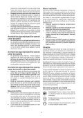 BlackandDecker Meuleuse- Kg902 - Type 1 - Instruction Manual (Roumanie) - Page 7