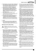BlackandDecker Meuleuse Petit Diamètre- Kg701 - Type 1 - Instruction Manual (Européen) - Page 5