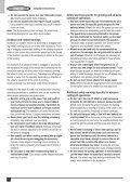 BlackandDecker Meuleuse Petit Diamètre- Kg701 - Type 1 - Instruction Manual (Européen) - Page 6
