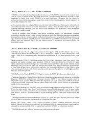 1. GENEL KURUL - Türkiye İşçi Sendikaları Konfederasyonu