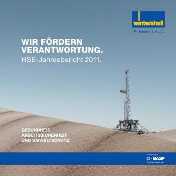 HSE Jahresbericht 2011 - WINTERSHALL
