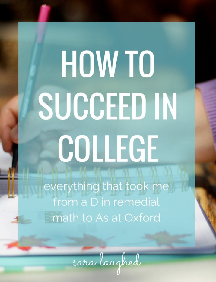 how to succeed in college How to succeed in college 7 july 2016 learning the single most important key to success in any college course is to spend enough time studying a rule of thumb is.