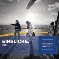 Wintershall Jahresbroschüre 2010 (deutsch)