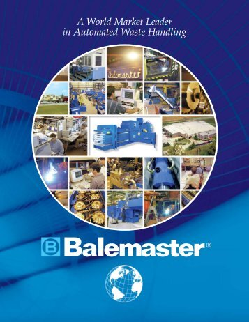 Balemaster® - Air system Design