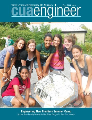 Engineering New Frontiers Summer Camp - the School of ...