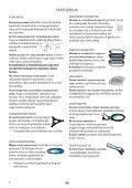 KitchenAid JQ 280 IX - Microwave - JQ 280 IX - Microwave HU (858728099790) Mode d'emploi - Page 6