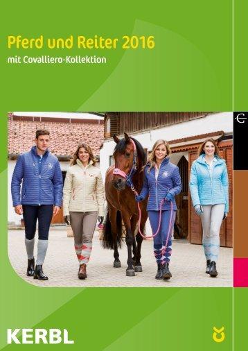 KERBL - Pferd und Reiter 2016