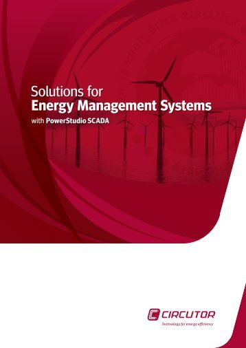 Solutions for Energy Management Systems - Circutor