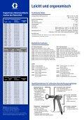 XTR™ Airless Spritzpistolen - Graco - Seite 2