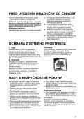 KitchenAid ZS 132 - Freezer - ZS 132 - Freezer SK (850767310100) Mode d'emploi - Page 2