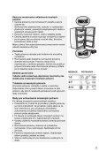 KitchenAid ZS 132 - Freezer - ZS 132 - Freezer SK (850767310100) Mode d'emploi - Page 4