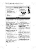 KitchenAid 746 419 10 - Hood - 746 419 10 - Hood FI (857952415000) Mode d'emploi - Page 4
