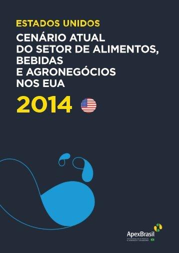 CENÁRIO ATUAL DO SETOR DE ALIMENTOS BEBIDAS E AGRONEGÓCIOS NOS EUA