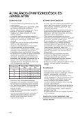 KitchenAid 20RB-D3L A+ - Side-by-Side - 20RB-D3L A+ - Side-by-Side HU (858644511020) Mode d'emploi - Page 3