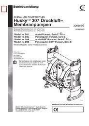 308553ab , Husky 307 Druckluft-Membranpumpen