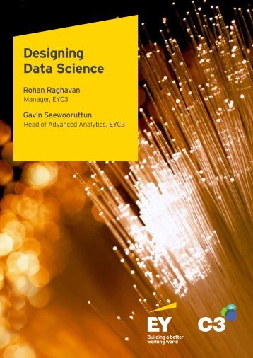Designing Data Science