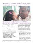 Sur la piste de la promotion de la santé mentale - Page 2