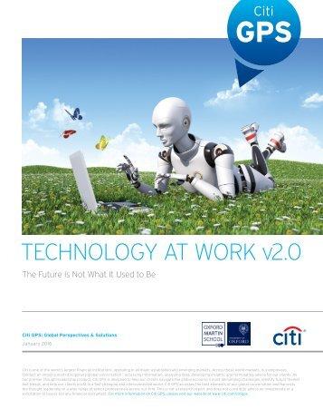 TECHNOLOGY AT WORK v2.0