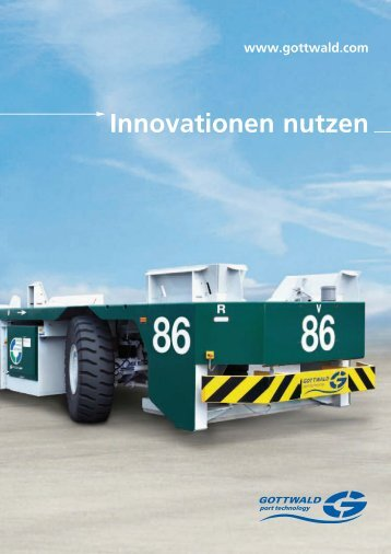 Innovationen nutzen - Gottwald Port Technology