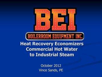 HeatSponge Sidekick - California Boiler